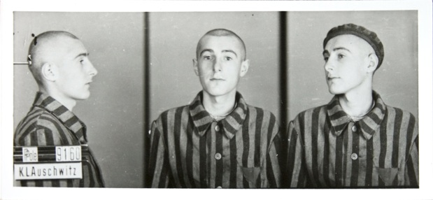 Auschwitz photo of Tadeusz