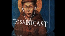 Saintcast Button